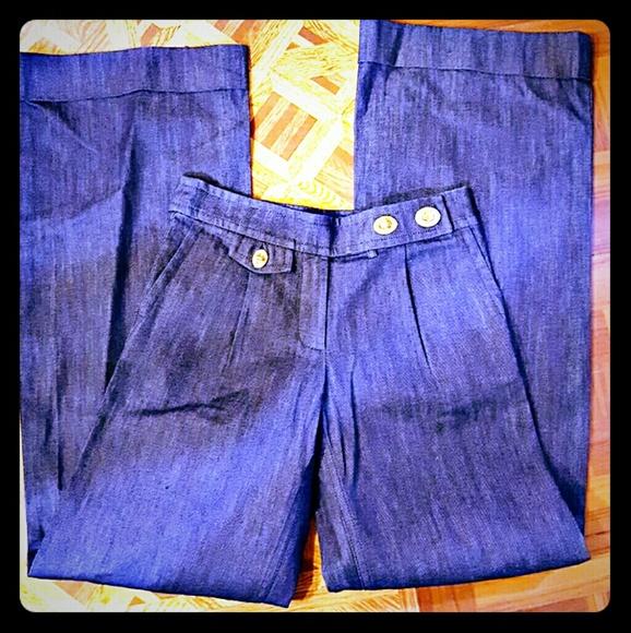 COACH Ladies Denim Pants